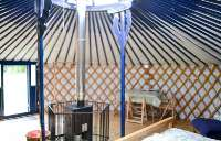 Spring Meadow Farm Pembrokeshire Glamping Yurt